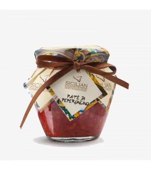 Crema di Peperoncino Piccante all'olio