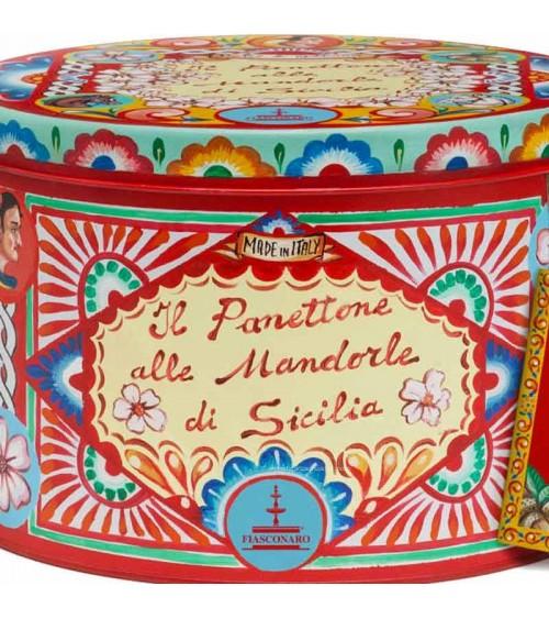 Panettone alle Mandorle Dolce e Gabbana