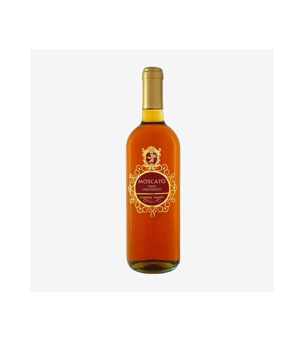 vino liquoroso Moscato di Sicilia