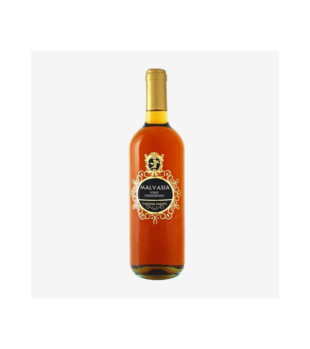 Malvasia, vino liquoroso Siciliano