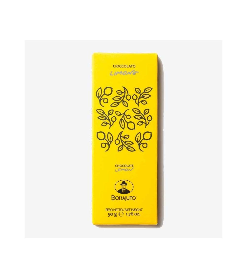 cioccolato di modica al limone