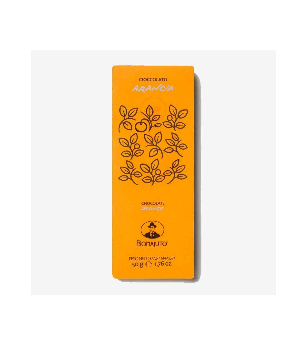 cioccolato fondente e arancia