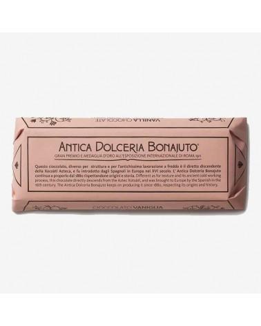 Cioccolato di Modica Bonajuto alla Vaniglia
