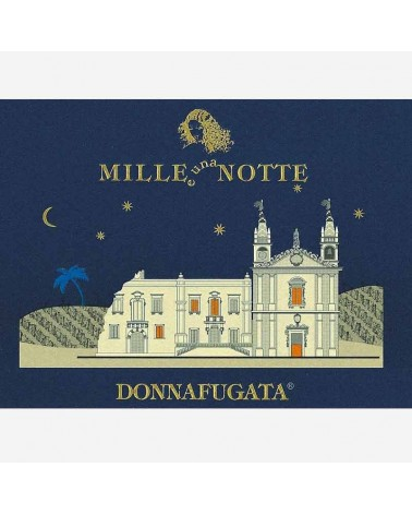 etichetta vino mille e una notte