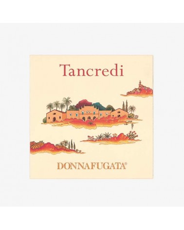 Vino Tancredi etichetta