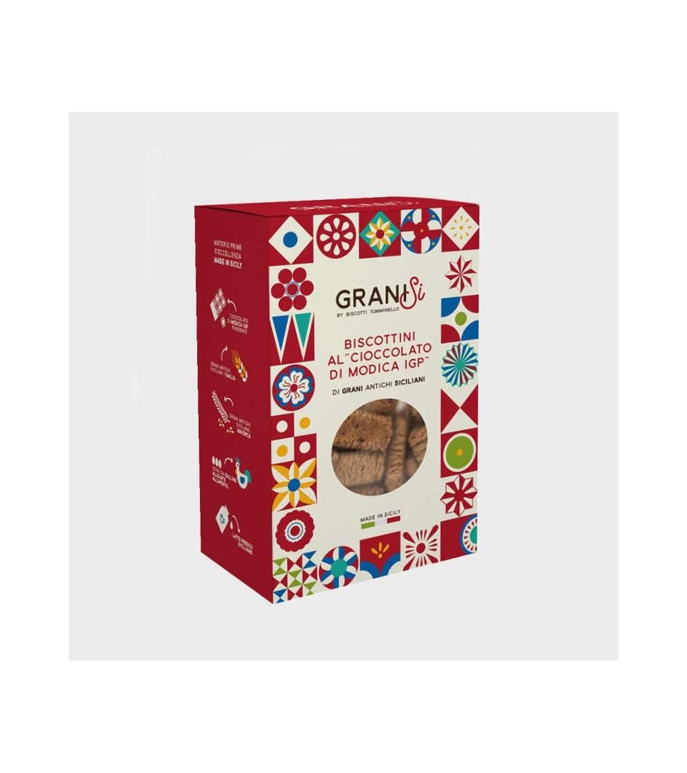 biscotti al cioccolato di modica