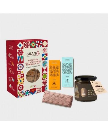 Confezione regalo Cioccolato Bonajuto
