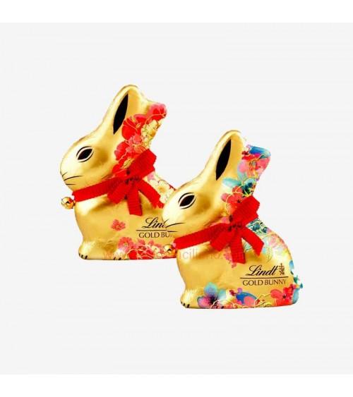 Coniglietto Lindt Gold Bunny Latte