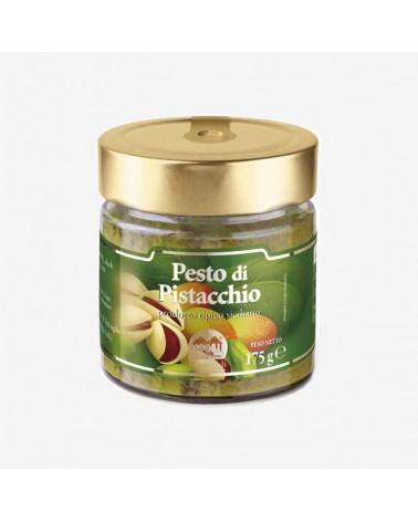 pesto di pistacchio le cuspidi