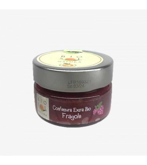 confettura extra di fragole biologica