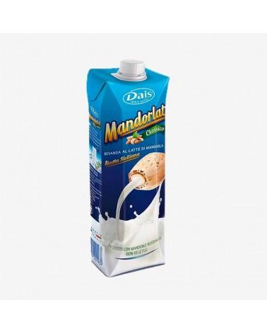 latte di mandorla ricetta siciliana