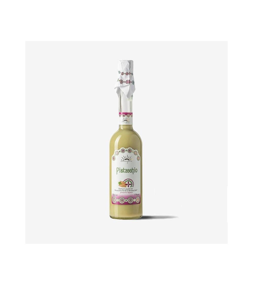 Liquore al Pistacchio Cremoso Ricetta Siciliana