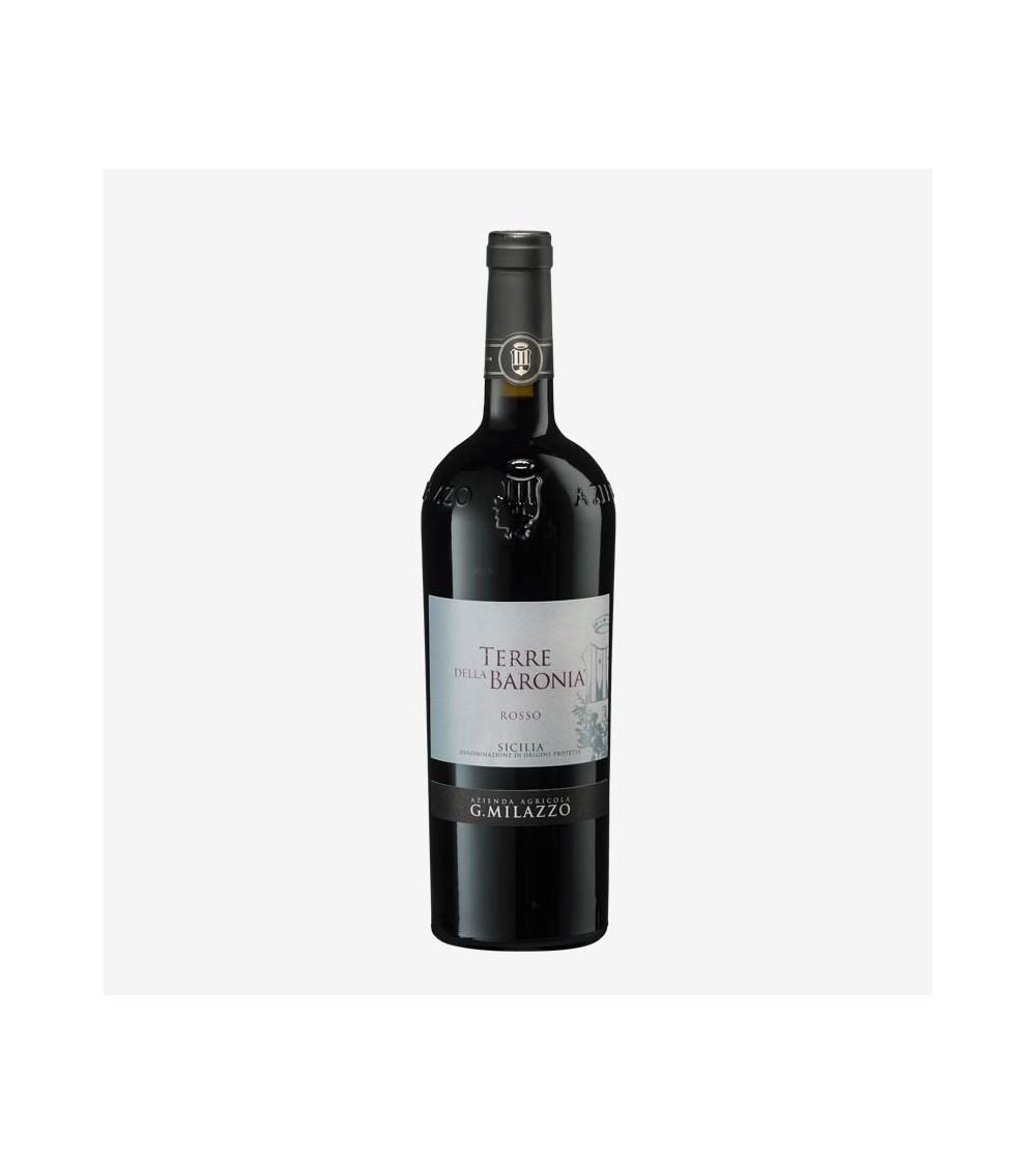 vino rosso terre della baronia