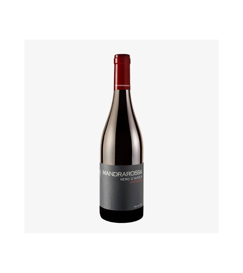 vino nero d'avola costadune