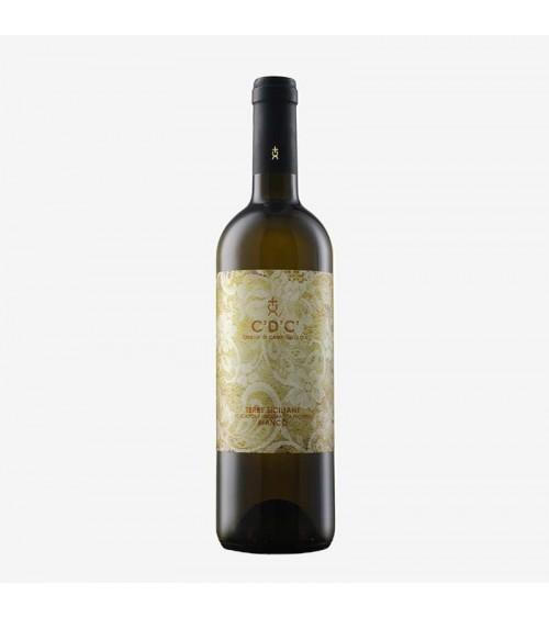 Vino bianco baglio del cristo di campobello