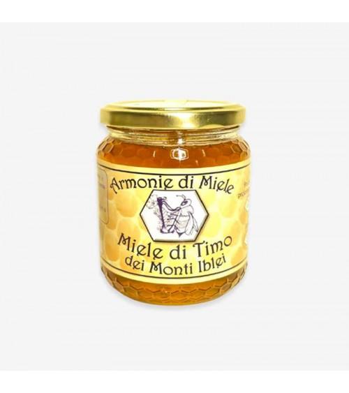 miele di timo siciliano