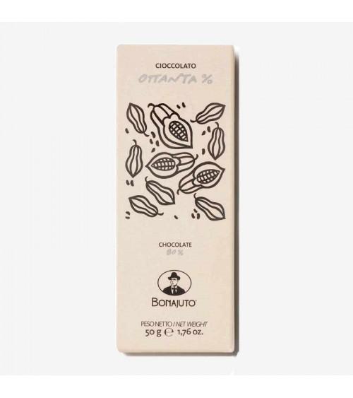 cioccolato fondente puro 80