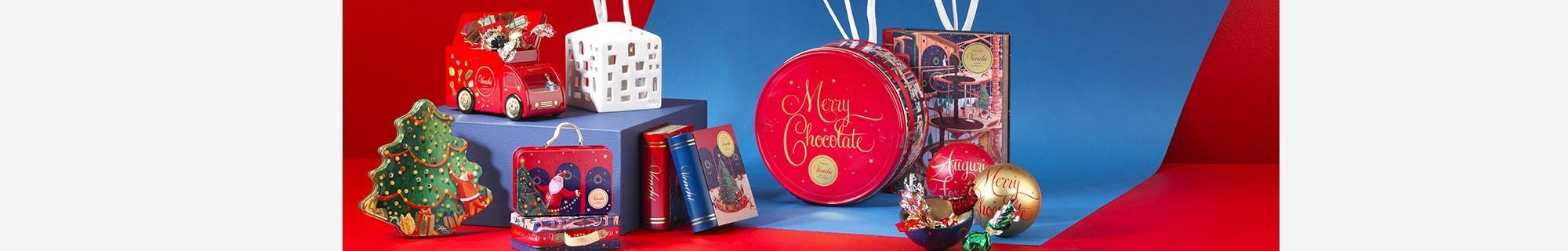 Scatole di Cioccolatini Lindt e Venchi, Praline e Confezioni Regalo