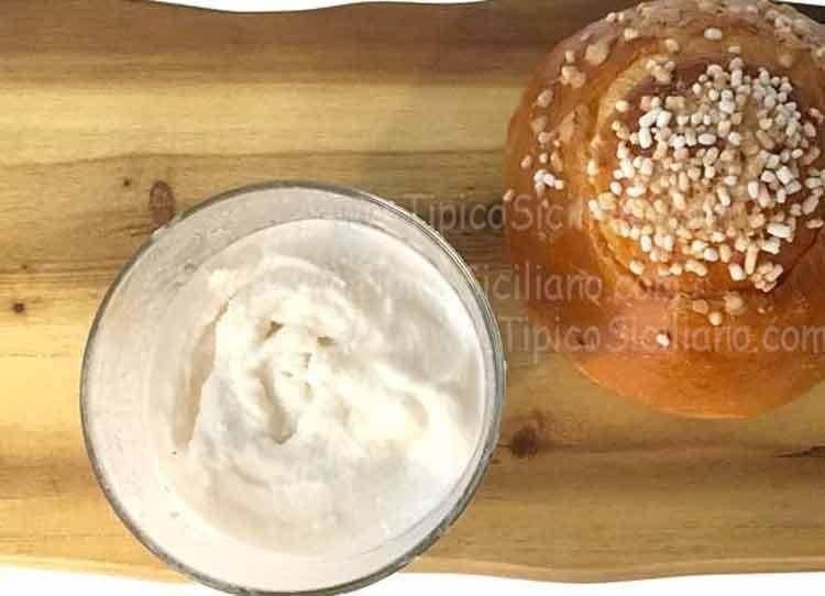 Ricetta granita siciliana alla Mandorla