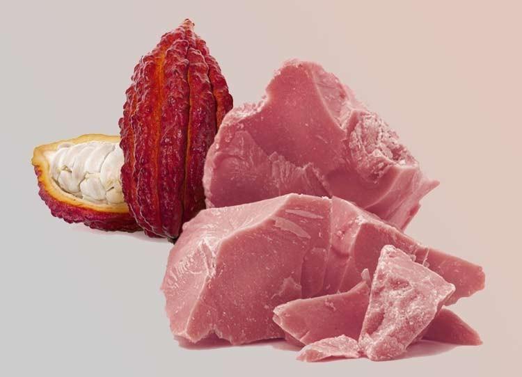 Cioccolato Ruby: quali sono le caratteristiche del cioccolato rosa?