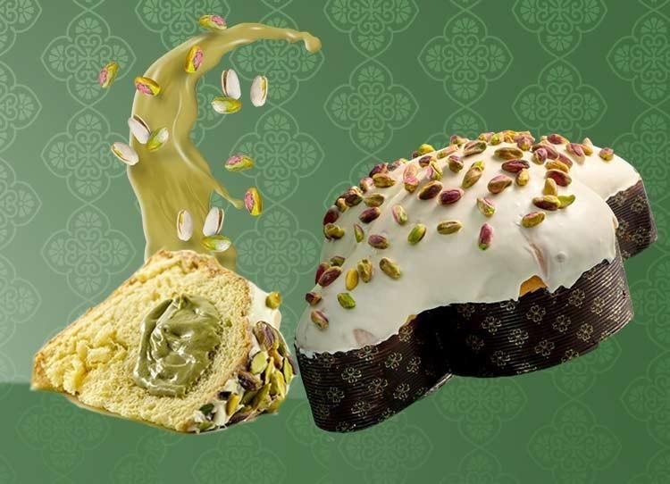 Le migliori colombe al pistacchio in Sicilia