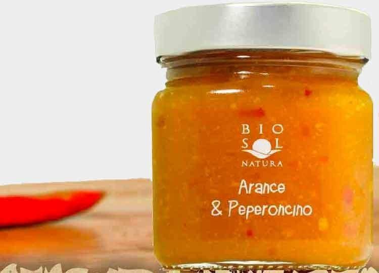 Confettura di Arance Siciliane
